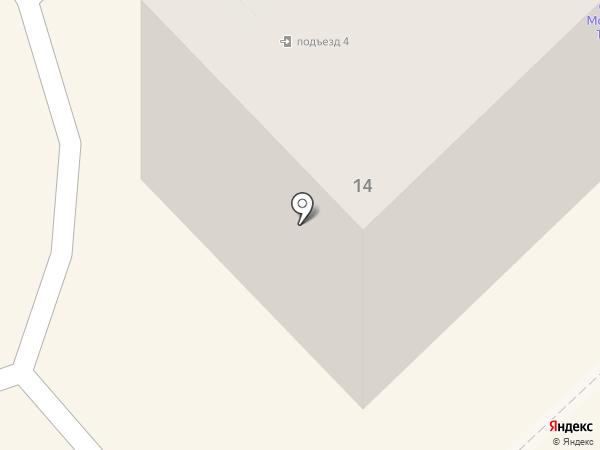 Грация на карте Кстово