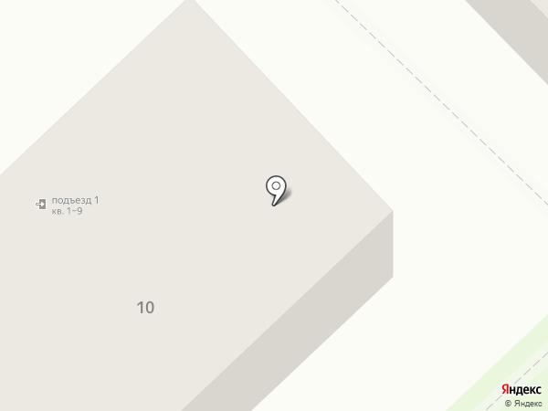 Любимый Город на карте Кстово