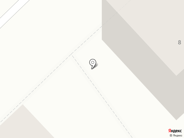 Киоск фастфудной продукции на карте Кстово