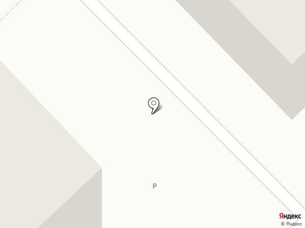 Галатея на карте Кстово