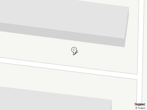 Гараж на карте Кстово