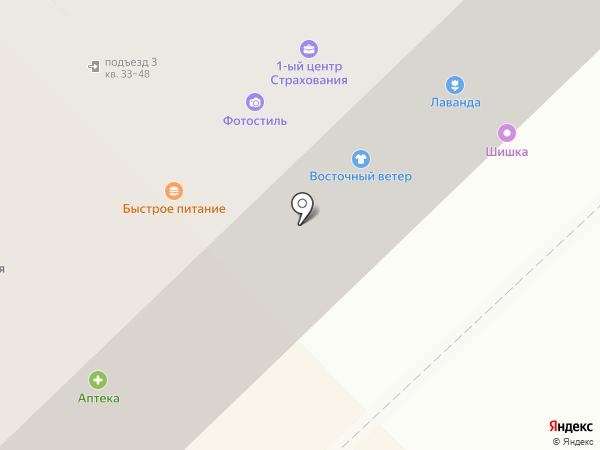 1-ый ЦЕНТР СТРАХОВАНИЯ на карте Кстово