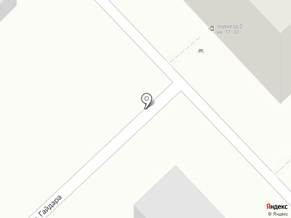 Продукты на карте Кстово