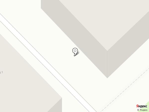 ПЭК на карте Кстово