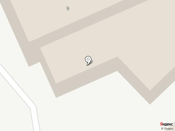 Бегемот на карте Кстово