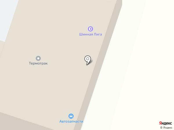 Кудьма-Шиномонтаж на карте Кстово