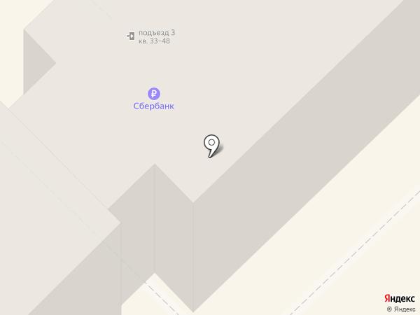 Витязь на карте Кстово