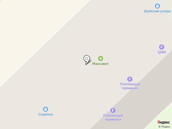 Призма на карте Кстово