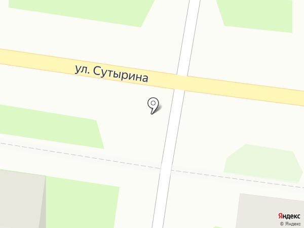 Магазин садовых товаров на карте Кстово