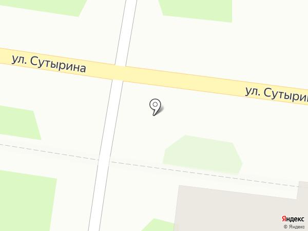 Маэстро на карте Кстово