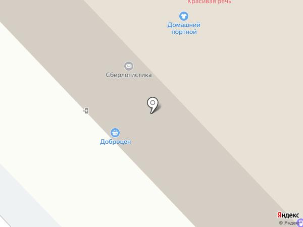 Мир штор на карте Кстово