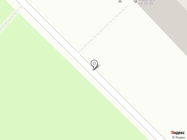 Ковалли на карте Кстово