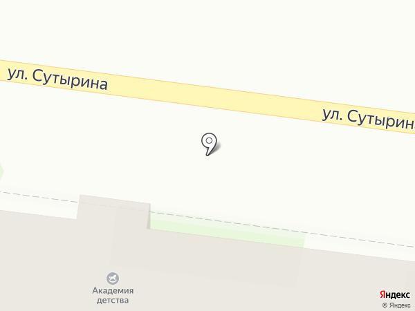 Ритуальная компания на карте Кстово