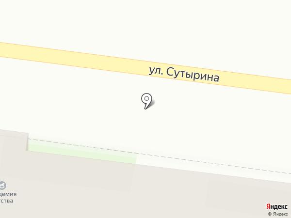 Мед-НН на карте Кстово