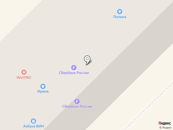 Южный Двор-152 на карте Кстово