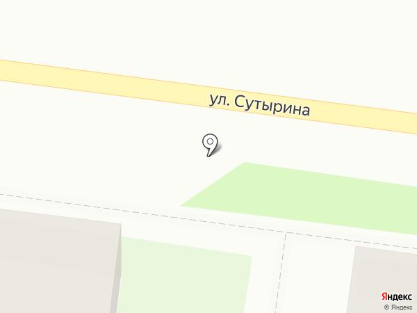 Звениговский мясокомбинат на карте Кстово