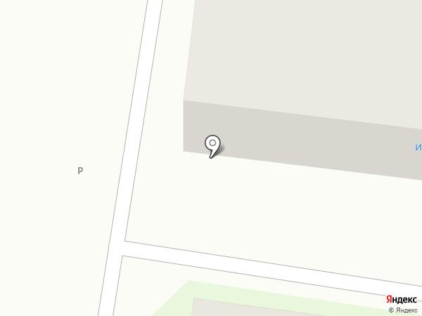 Магазин джинсовой одежды на ул. Чванова на карте Кстово
