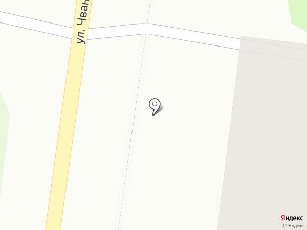 Салют на карте Кстово