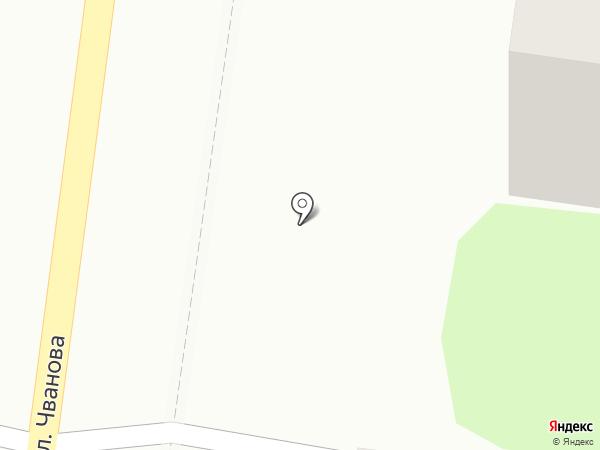 Аптека №208 на карте Кстово