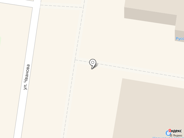Магазин швейной фурнитуры на карте Кстово