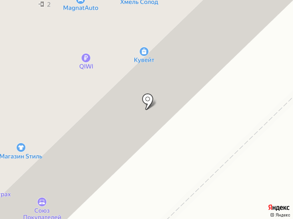 Farш & Fiш на карте Кстово