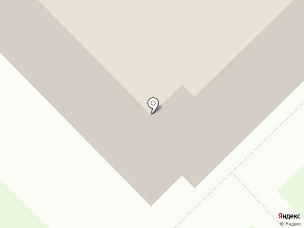 Пятисотка на карте Кстово