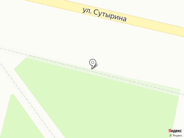 Киоск по продаже печатной продукции на карте Кстово