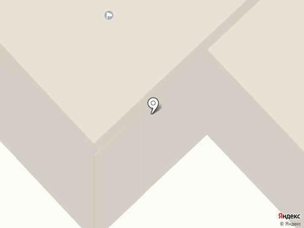 Администрация г. Кстово на карте Кстово