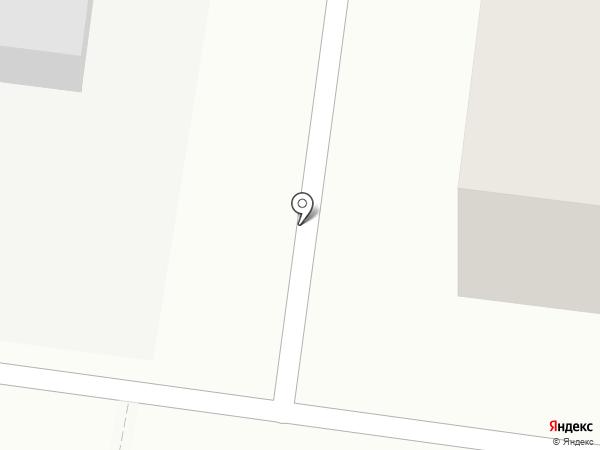 Городская библиотека №2 на карте Кстово