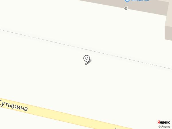 Пирожковая на карте Кстово