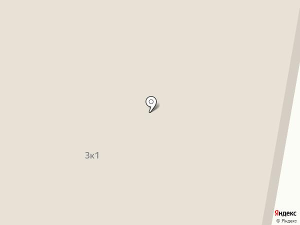 Электродом на карте Кстово