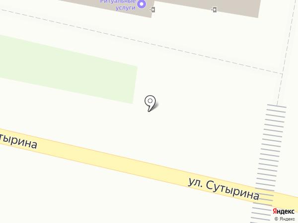 Нижегородская мемориальная компания на карте Кстово