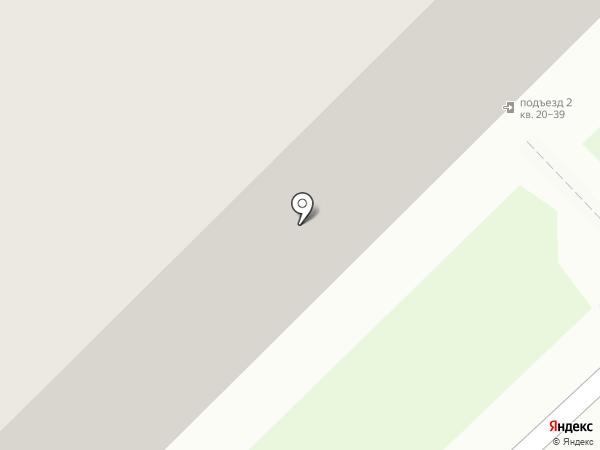 Визави на карте Кстово