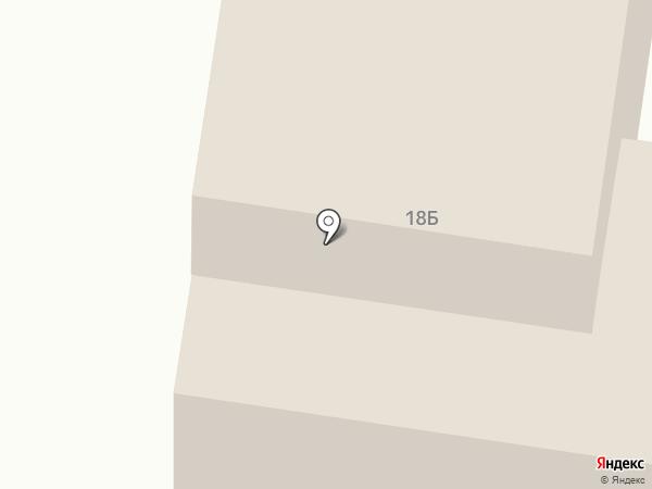 Отдел надзорной деятельности по Кстовскому району, Управление надзорной деятельности на карте Кстово
