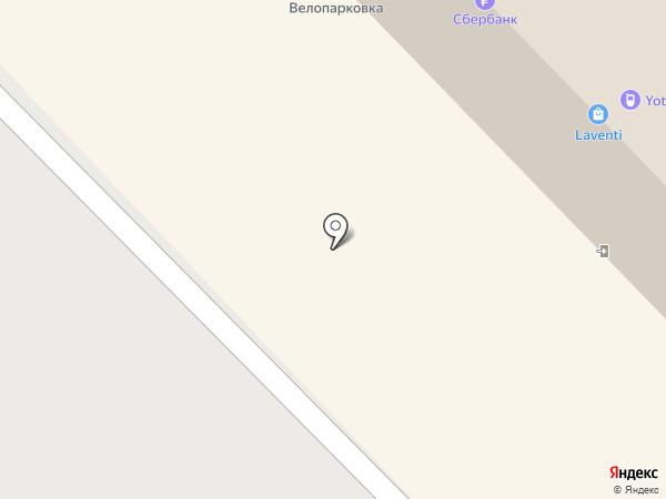 Магазин текстиля на карте Кстово
