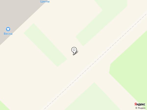 Пивной дворик на карте Кстово