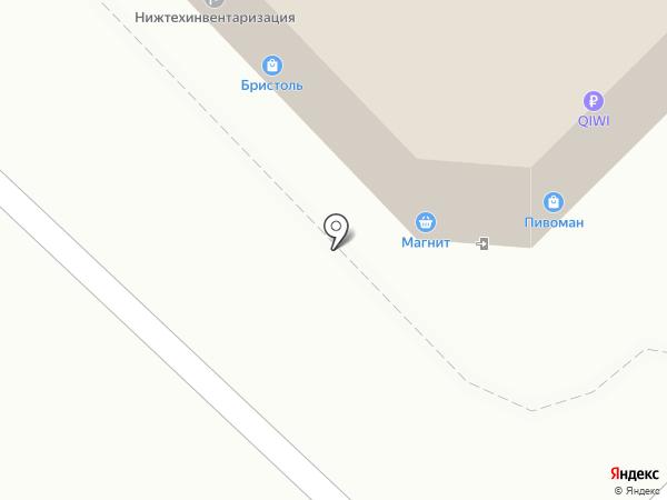 Сайгон на карте Кстово