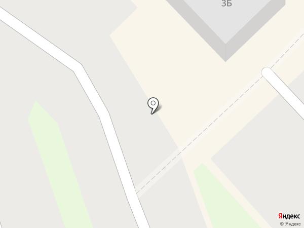 Дубки на карте Кстово