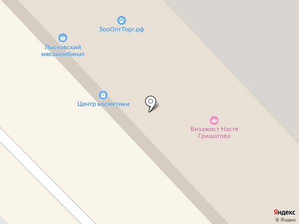 Лиана на карте Кстово