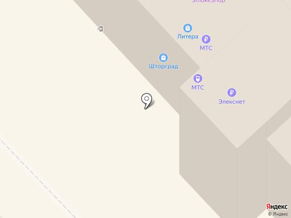YOTA на карте Кстово
