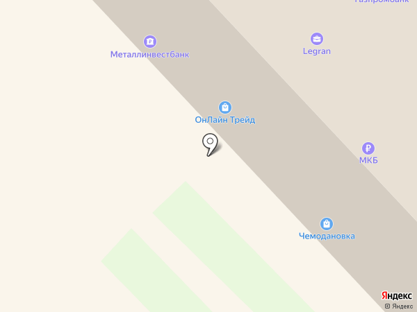 Эдем на карте Кстово