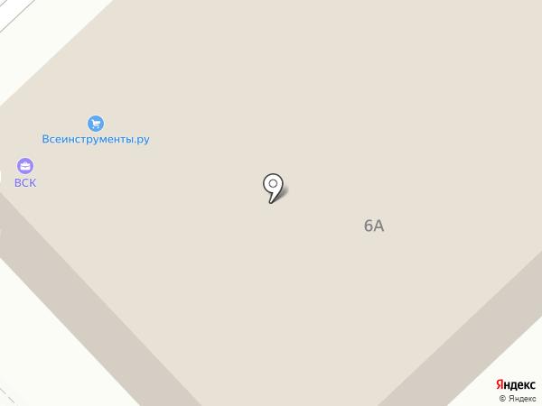 Вектор 1 на карте Кстово