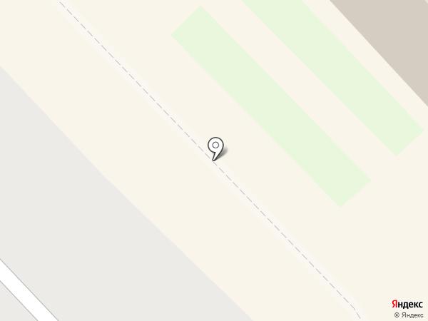 Белая ворона на карте Кстово