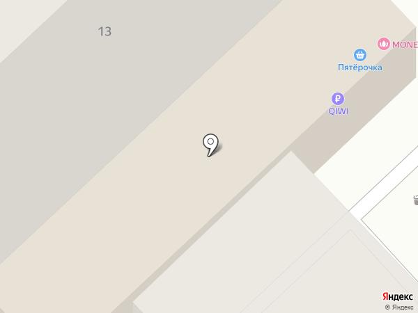 Вита Бриз+ на карте Кстово