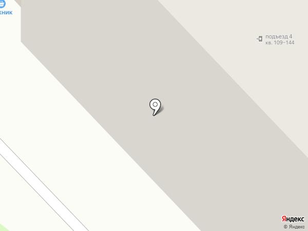 Камелот на карте Кстово
