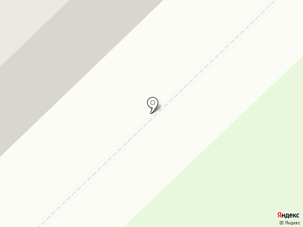 Земляничка на карте Кстово
