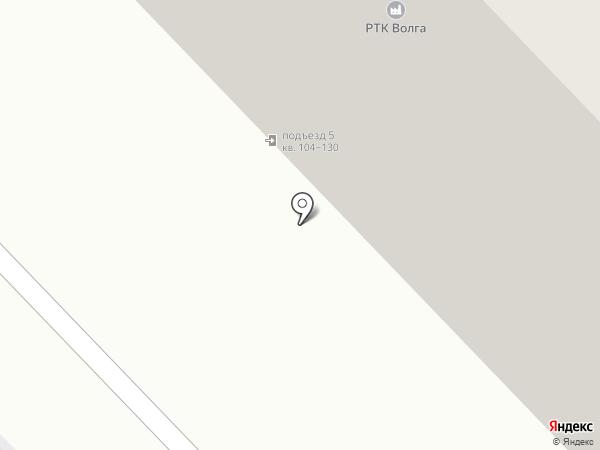 Земляника на карте Кстово