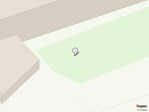 Волжский берег на карте Кстово