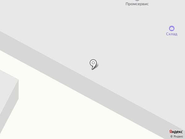 ВолгаАвтоТрейд на карте Волгограда