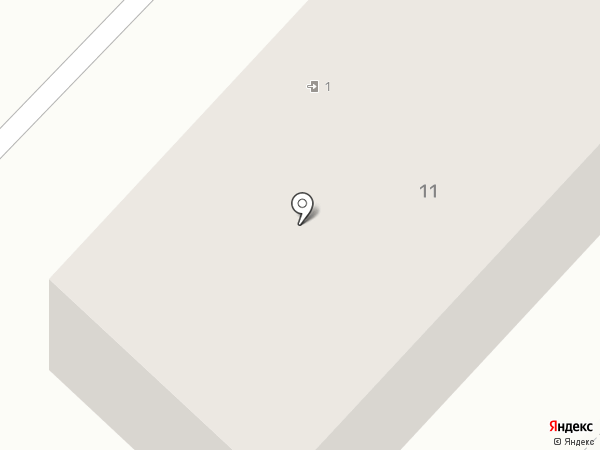 Родниковая долина на карте Волгограда